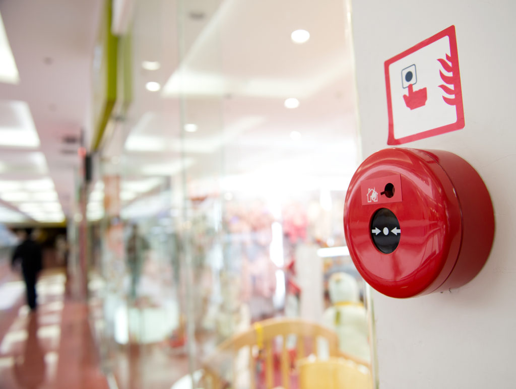 fire alarm installation yorkshire