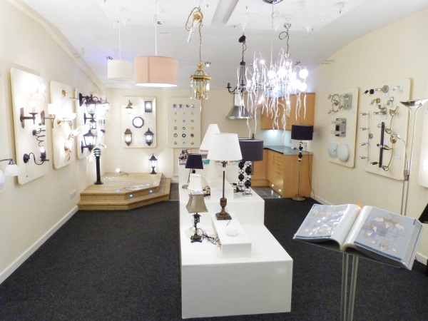 lighting showroom harrison cross